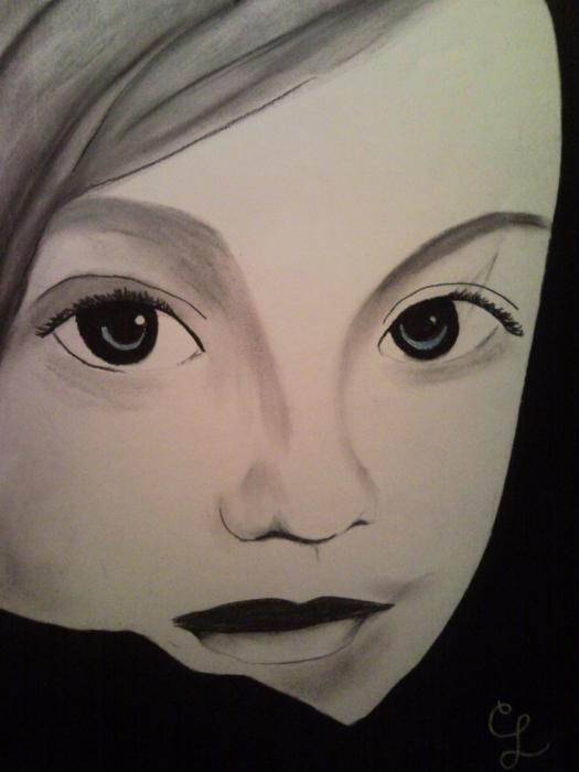 Dakota Fanning by clarkin